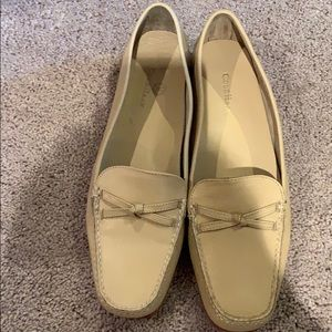 Cole Haan Taupe Loafers Selling for 150. 8 1/2 B